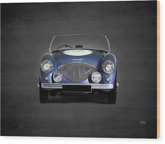 Austin Healey 100 Wood Print