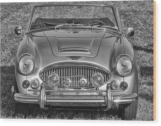 Austin Healey 3000 Mk IIi Wood Print