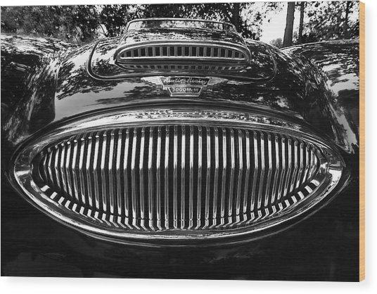 Austin Healey 3000 Mkiii Wood Print