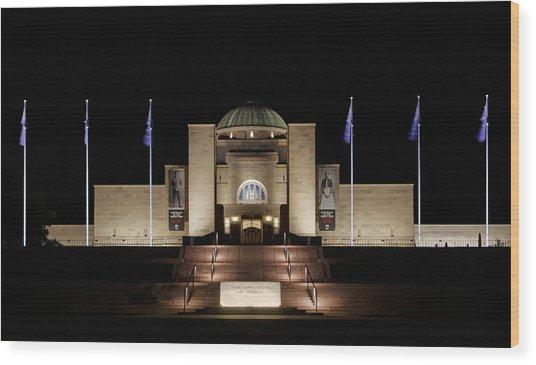 Australian War Memorial Wood Print