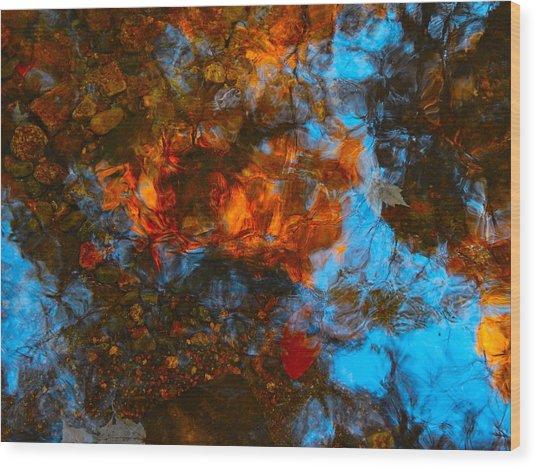 Autumn B 2015 35 Wood Print
