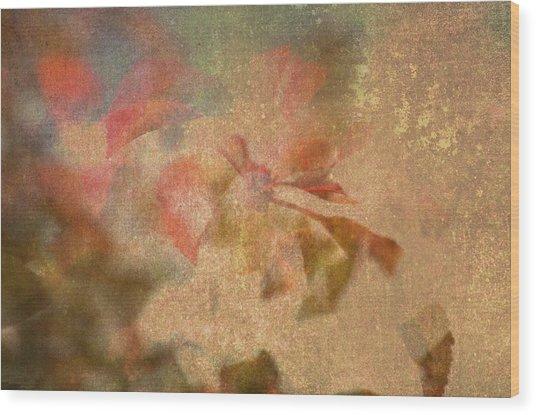 Autumn Fugue Wood Print