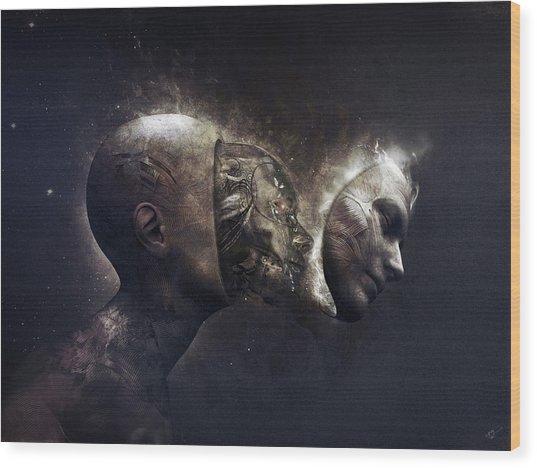 Awaken Wood Print