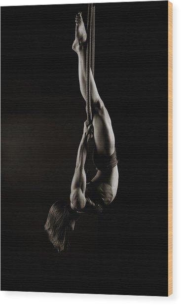 Balance Of Power 11 Wood Print