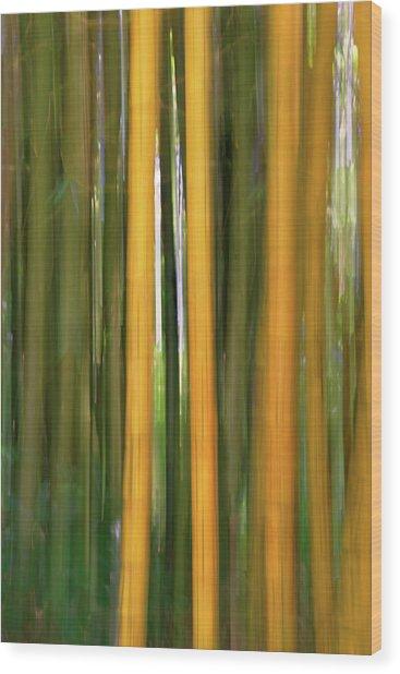 Bamboo Impressions Wood Print