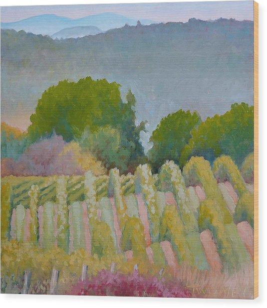 Barboursville Vineyards 1 Wood Print