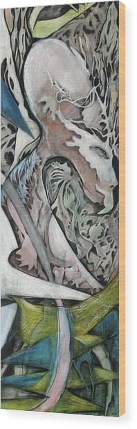 Beak Wood Print