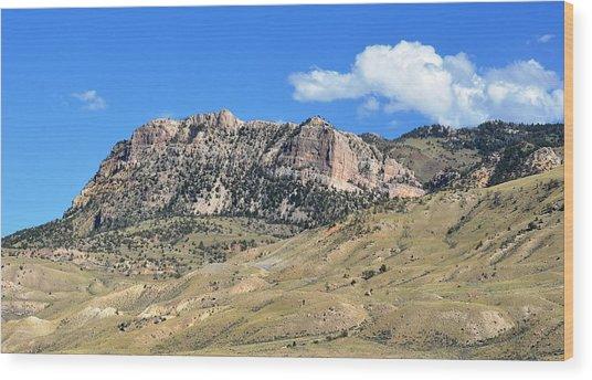 Beautiful Wyoming Wood Print