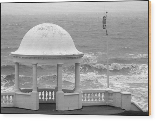 Bexhill 14 Wood Print by Jez C Self