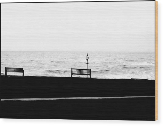Bexhill 20 Wood Print by Jez C Self