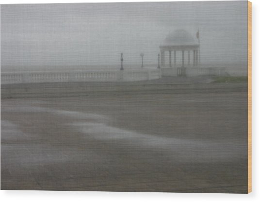 Bexhill 6 Wood Print by Jez C Self