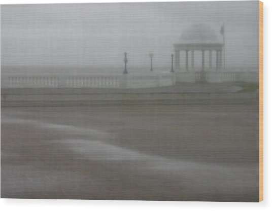 Bexhill 7 Wood Print by Jez C Self