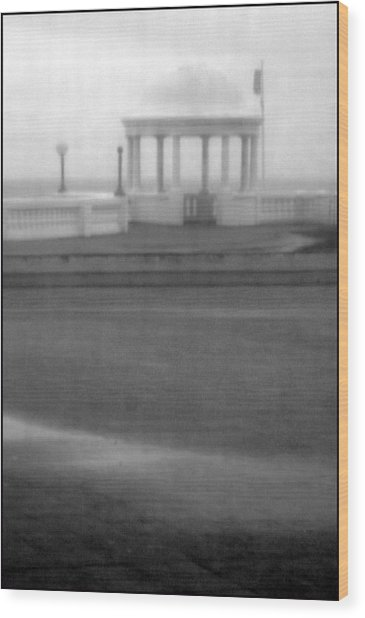 Bexhill 8 Wood Print by Jez C Self