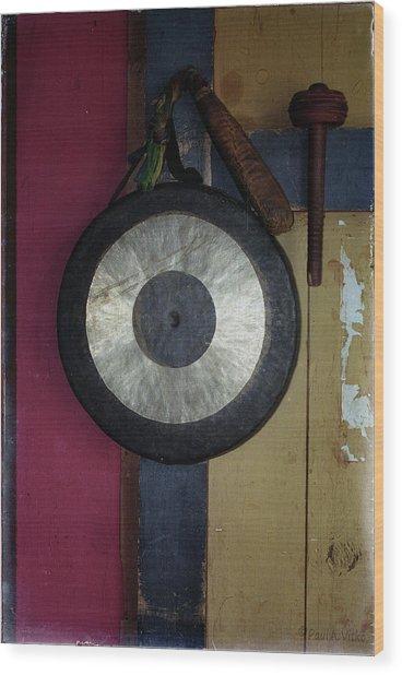 Bhutan Banga-gong..... Wood Print