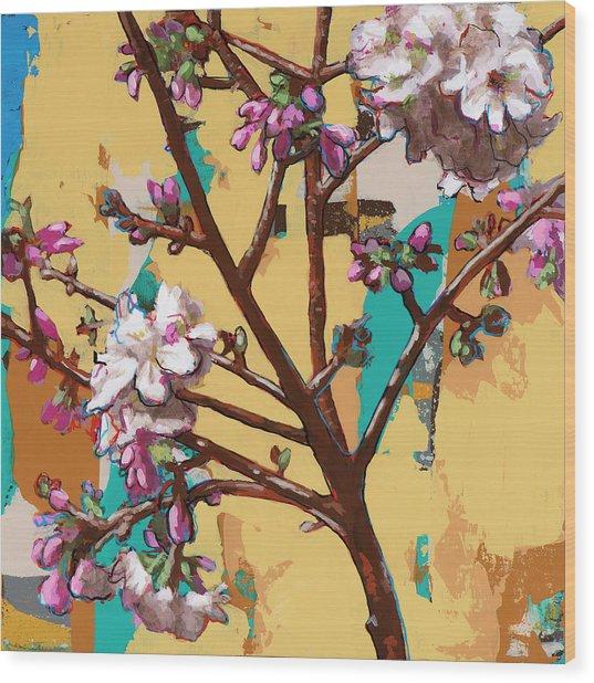 Biosphere #10 Wood Print