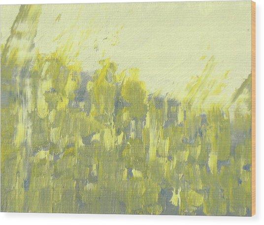 Bladverk I Motljus  - Sunlit Leafs_0158 Up To 76 X 51 Cm Wood Print