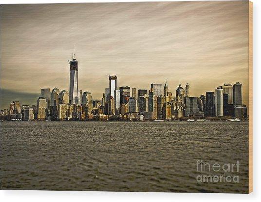 Blanket Wood Print by Alessandro Giorgi Art Photography