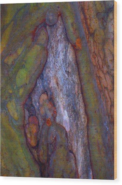 Blessings Wood Print