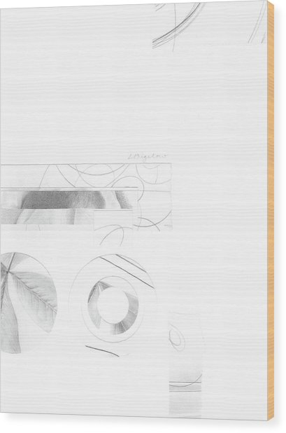 Bloom No. 4 Wood Print