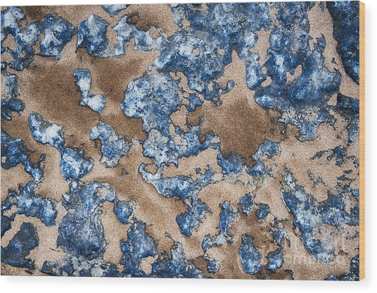 Bluestone Wood Print