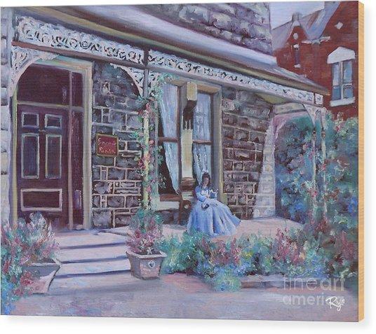 Blythewood Grange Ballarat Wood Print