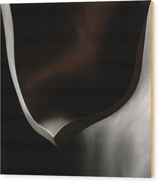 Boca Wood Print