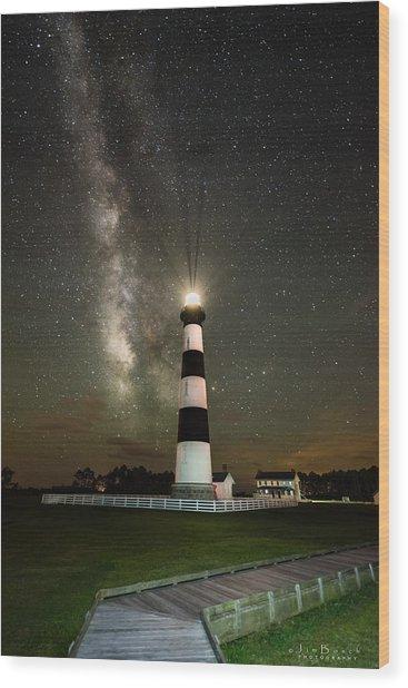 Bodie Light Wood Print