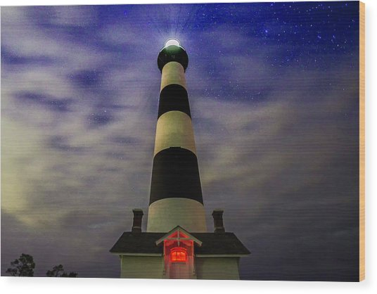 Bodie Light Wood Print