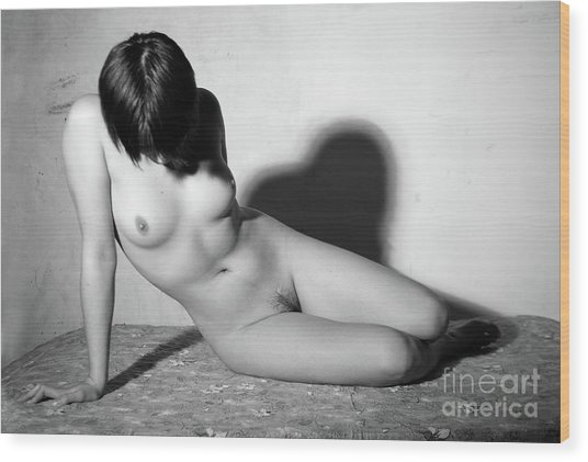 Body #1368 Wood Print