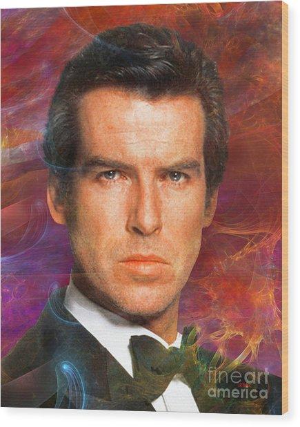 Bond - James Bond 5 Wood Print