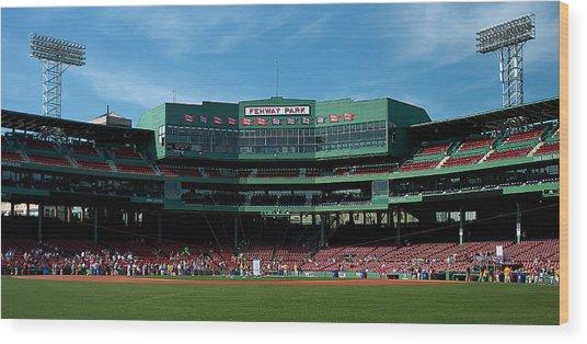 Boston's Gem Wood Print