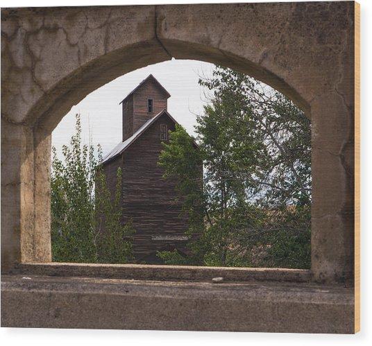 Boyd Mill  Wood Print