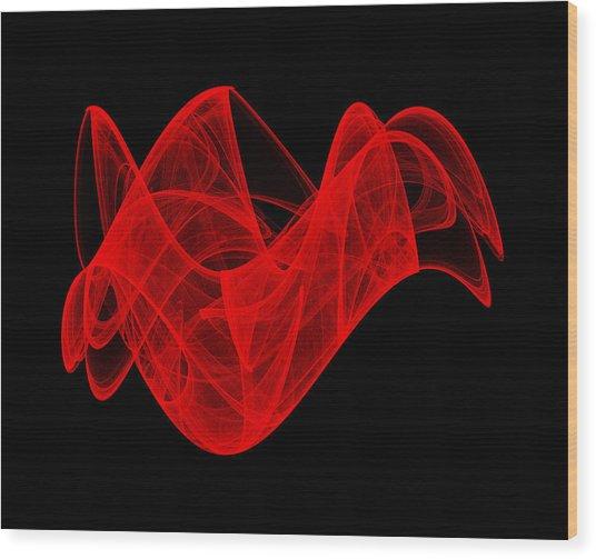 Breaking Wave IIi Wood Print