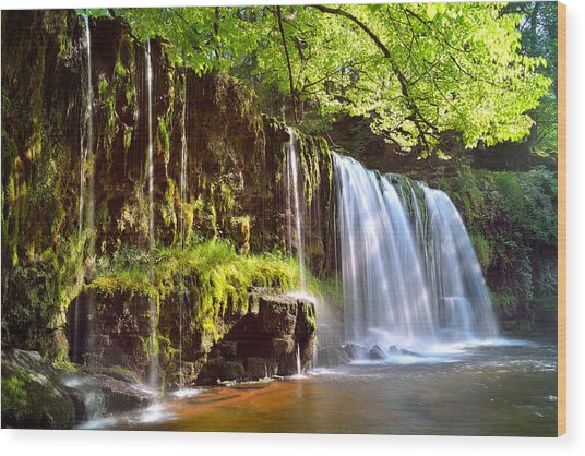 Brecon Beacons National Park 1 Wood Print