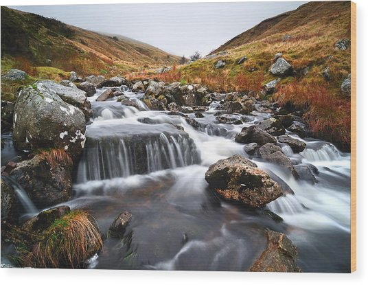 Brecon Beacons National Park 2 Wood Print