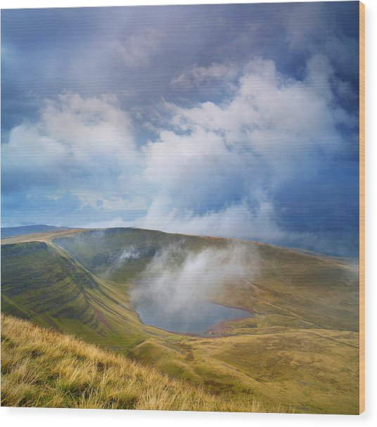 Brecon Beacons National Park 3 Wood Print