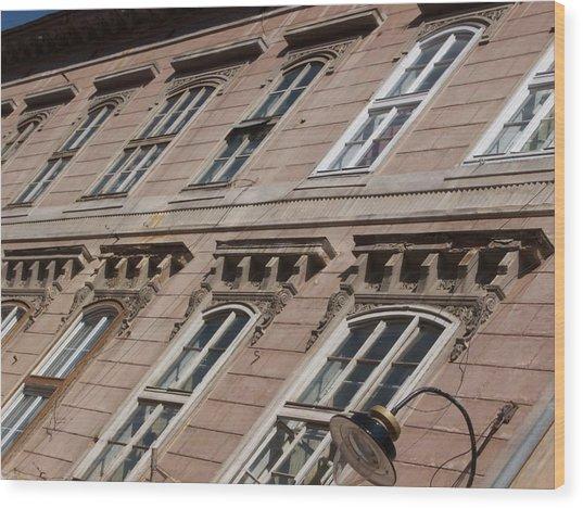 Bucharest 3 Wood Print