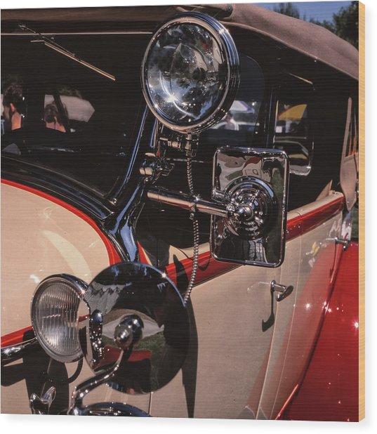 Buick Phaeton Wood Print