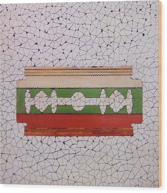 Bulgaria Wood Print