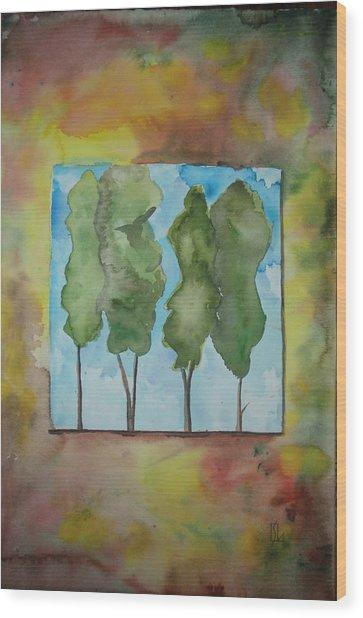 Caitlin Wood Print