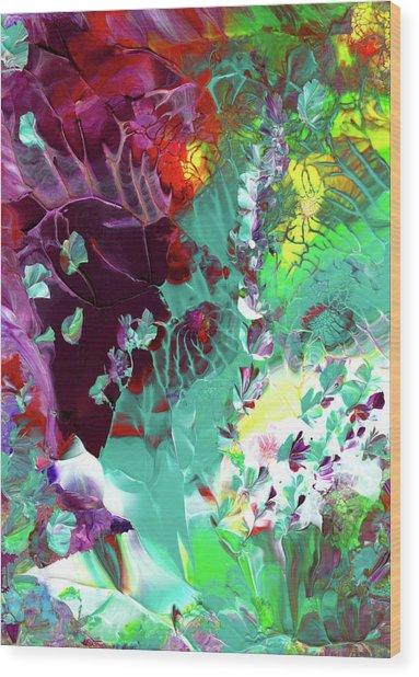 Cajun River Wild Wood Print