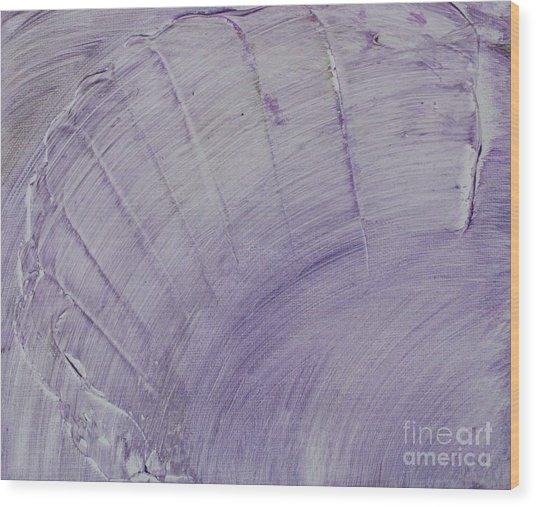 Calm Wood Print