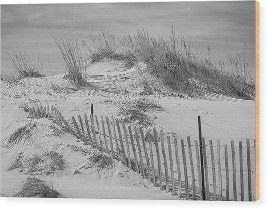 Cape Charles Wood Print