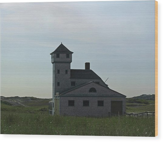 Cape Cod Old Harbor Life Saving Station Photograph By
