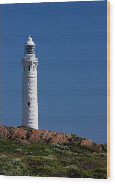 Cape Leeuwin Light House Wood Print