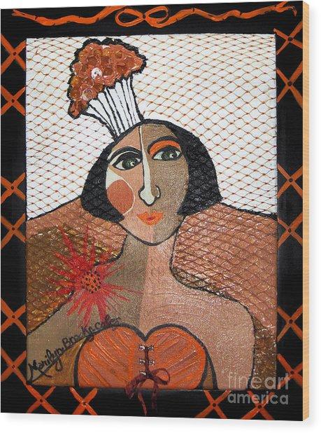 Carnivale Wood Print