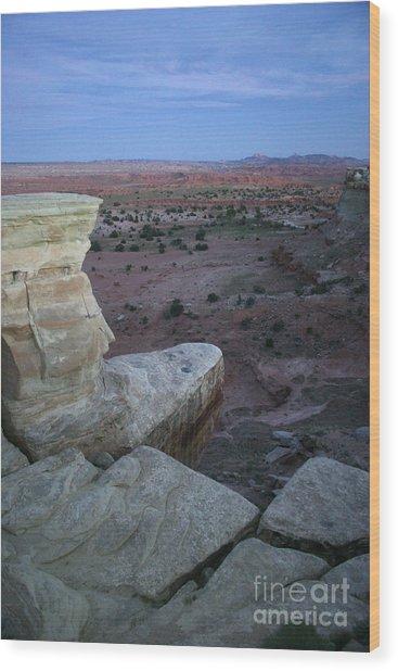 Castle Valley Utah Wood Print