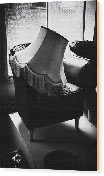 Castoff Wood Print