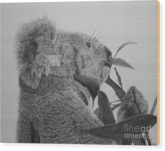 Ceduna Wood Print