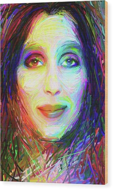 Cheryl Sarkisian Wood Print